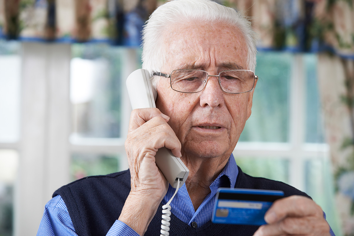 Elder Financial Abuse and Scams