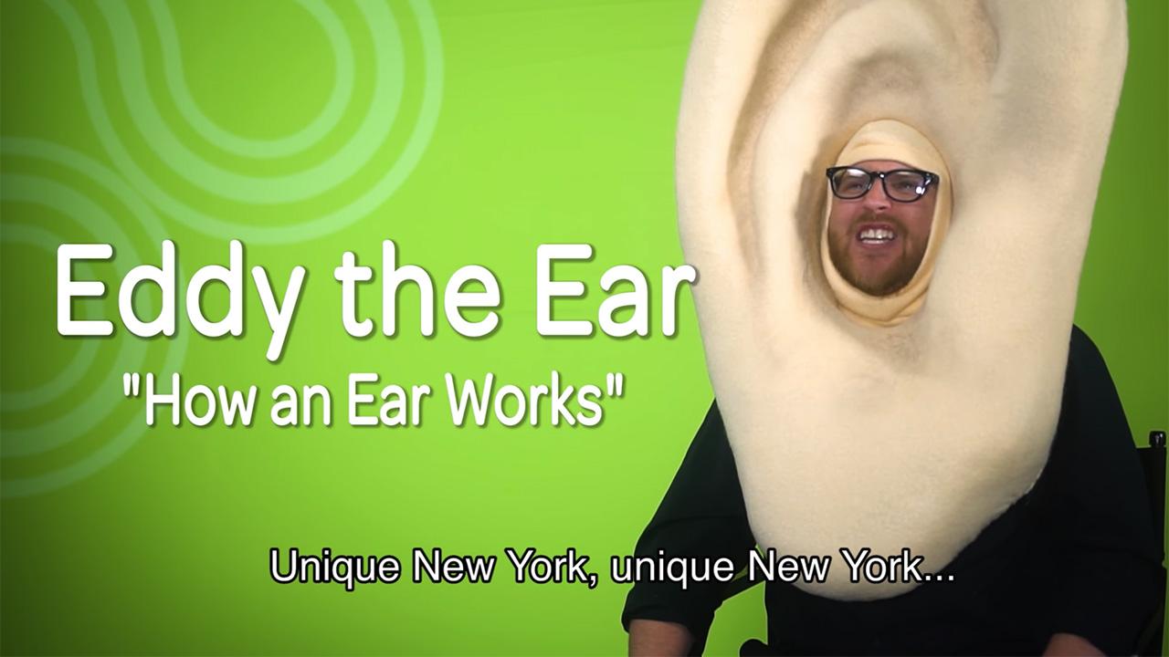 Eddy the Ear - Episode 2 Video Thumbnail
